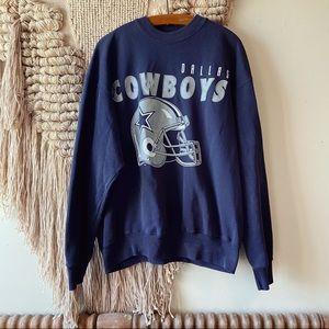 Vintage 90's Dallas Cowboys sweatshirt